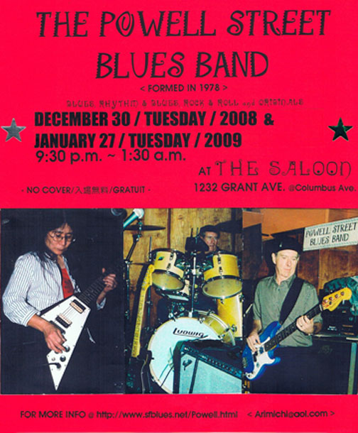 Powell Street Blues Band
